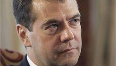 Medveděv: Zabráním 'falšování dějin'